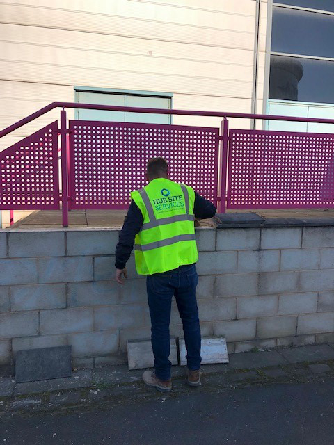 Coping Stones Replacement Project Sheffield