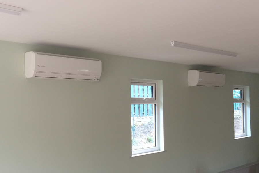 Air Conditioning System Installation Project Sheffield