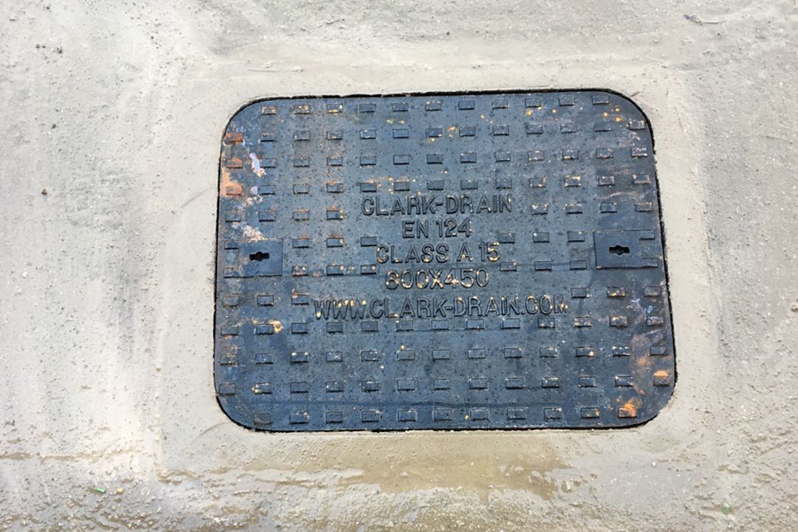 Manhole Cover Replacement Project Sheffield