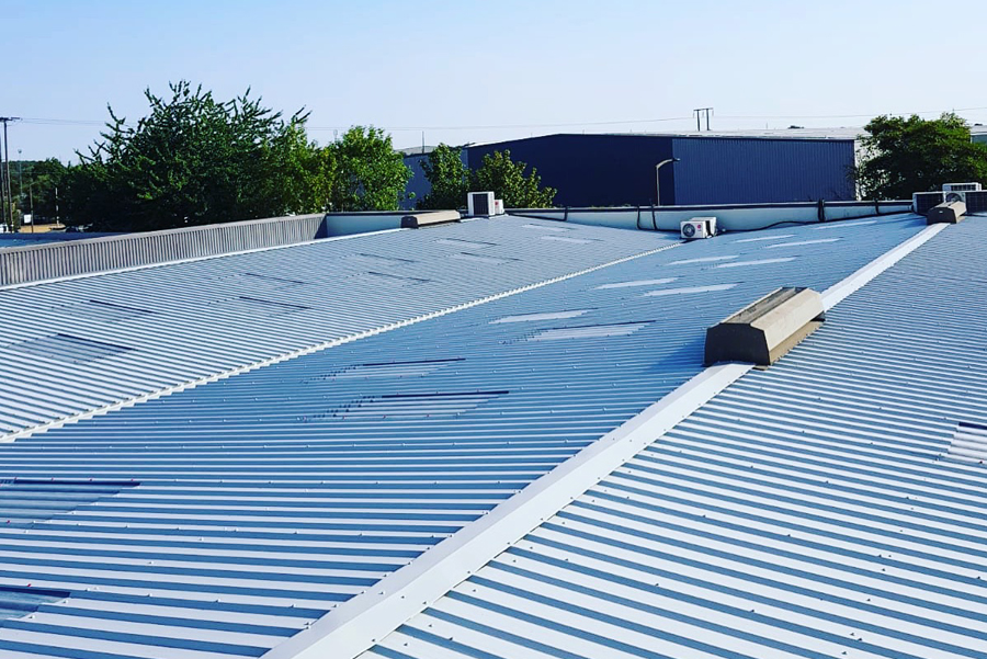 Roof Overclad Project Doncaster