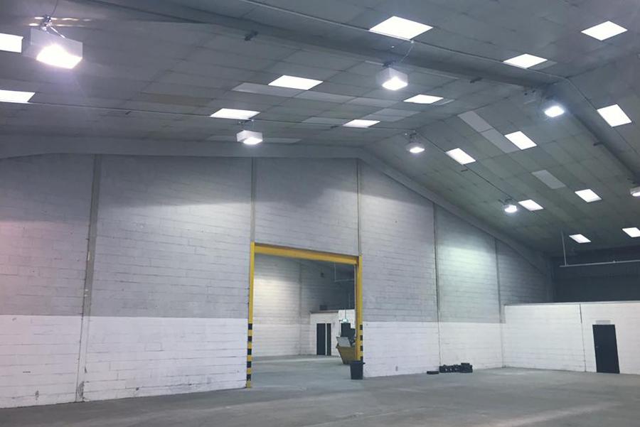Warehouse Refurbishment Project Pontefract