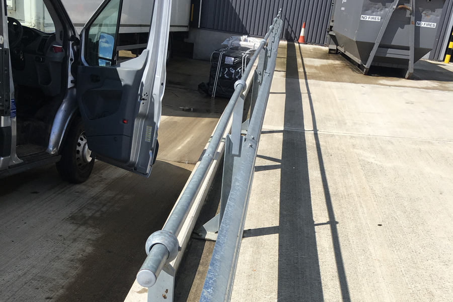 Crash Barrier Replacement Sutton-in-Ashfield