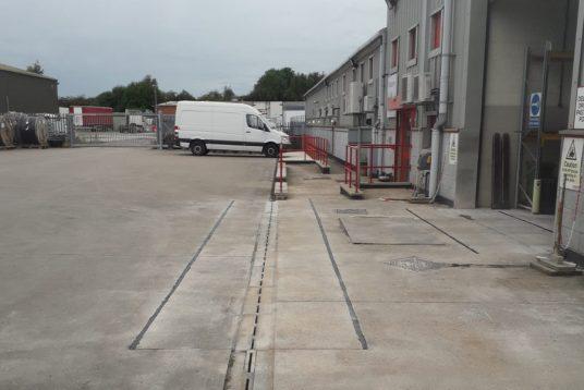Drains Railings Installation Long Eaton