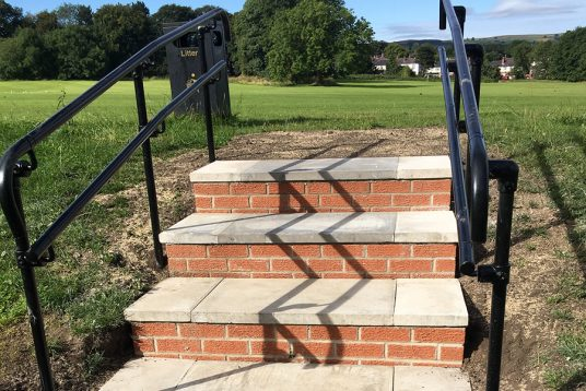 Stairs Railings Installation Sheffield
